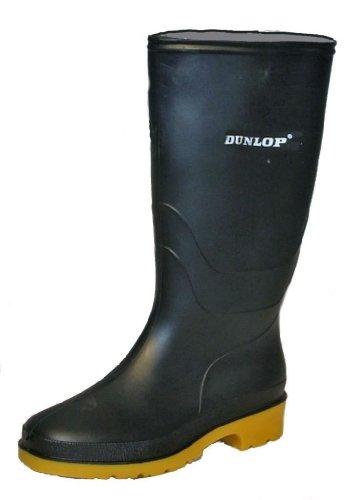 Dunlop heava Träge, mit Jungen Sportschuhe UK-Größen Schwarz - Größe: 41 EU/7 UK
