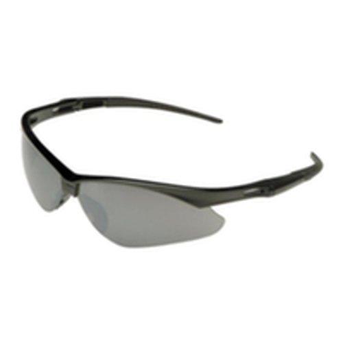 KleenGuard V30 Nemesis VL Gafas de protección antiempañamiento 25688, 12 x gafas universales con lentes transparentes por paquete ⭐