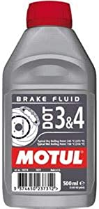 Motul DOT Brake fluid 0 5litres