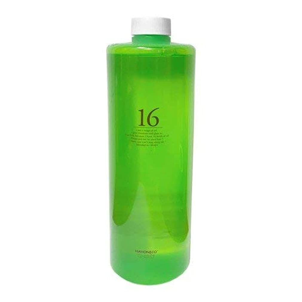 試してみる月曜年次ハホニコ 十六油 ジュウロクユ 1000ml