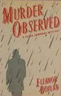 Murder Observed (Henry Holt Mystery Series)