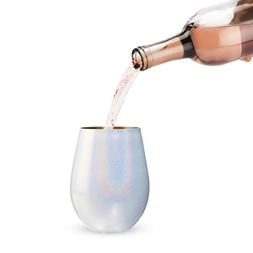 Blush 6324 Mystic wijnglas met kleurverandering, zonder steel, meerkleurig