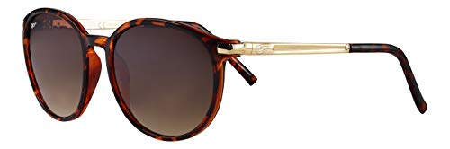 Zippo Gafas de sol Hombre UV400, marrón, talla única