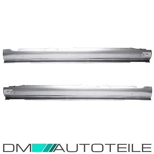 DM Autoteile 2x Golf 4 Bora Reparaturblech Radlauf Einstieg SET Schweller 4-Türer 180cm
