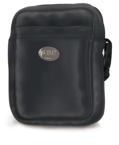 Philips AVENT Nylon Thermal Tote Charlotte Mall Discontinued Manufac by Black New life