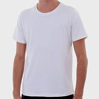 Kit 5 Camisas Básica T-shirt Algodão Penteado MECHLER
