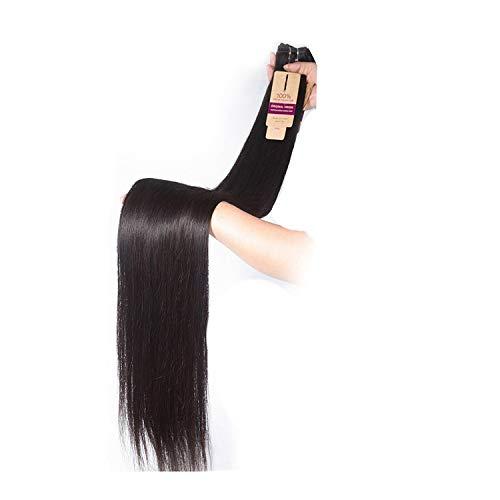 N12H Bundles Brazilian Hair Weave Bundles Straight Human Hair Bundles Hair Extensions,22 22 22