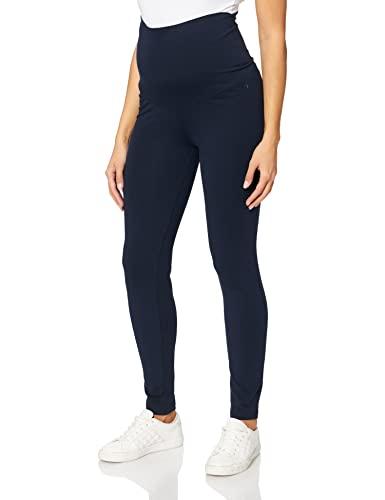 ESPRIT Maternity Damen Legging OTB Umstandsleggings, Blau (Night Blue 486), 42 (Herstellergröße: XL/XX-Large)