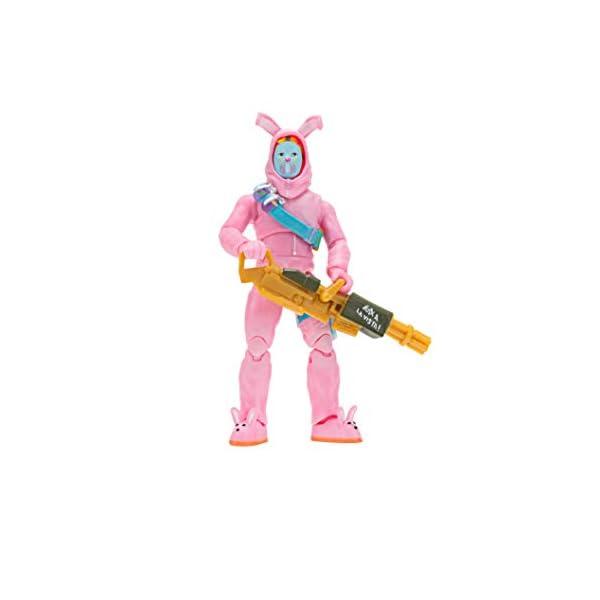 Fortnite Set de juego con 2 Figuras, multicolor (Jazwares FNT0115) 4
