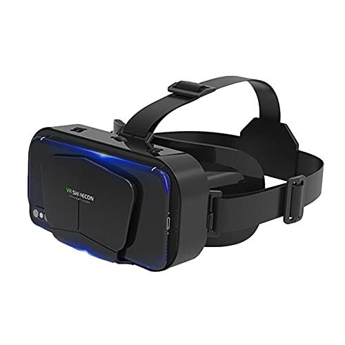 Gafas de realidad virtual 3D VR para iPhone Android de 3,5 a 7,2 pulgadas