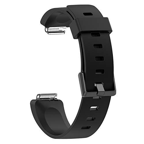 Pinhen Bracelet de Rechange en Silicone pour Fitbit Inspire HR