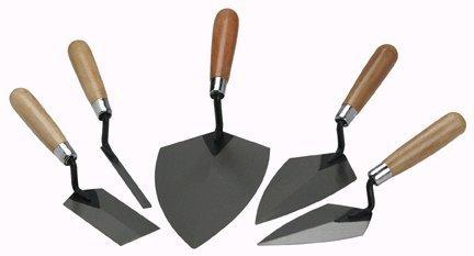 Masonry Hand Tools 5 Piece Mason Set