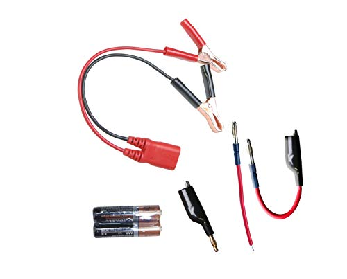 Power Probe ECT Battery Clip Set