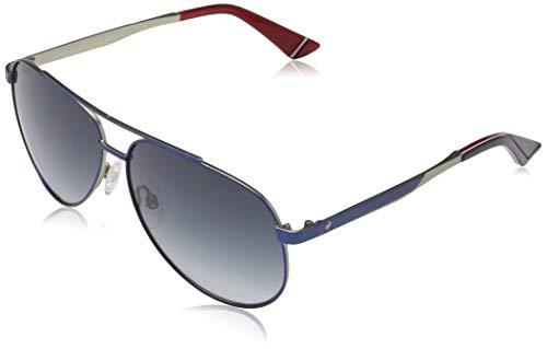 Le Coq Sportif Sunglasses Herren Le Coq Sportif Sonnenbrille, Blau, 60/12-140