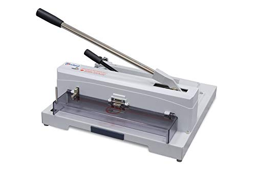 United C12 Tabletop Guillotine Paper Cutter, 14.5