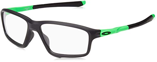 Oakley OX8076 CROSSLINK ZERO SATIN NEON GREEN (807605) - Gafas graduadas