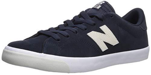 New Balance 210v1 Skate, Zapatillas Hombre, Azul Marino Y Blanco, 39.5 EU