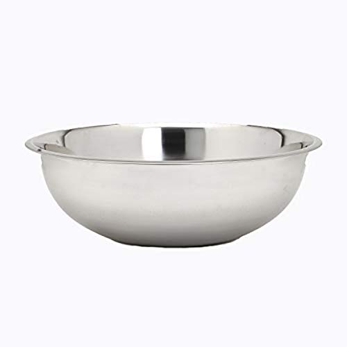 Update International Stainless Steel Mixing Bowl, 30 qt -