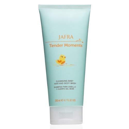Jafra Tender Moments Baby Hair & Body Wash, 6.7 Fl Oz