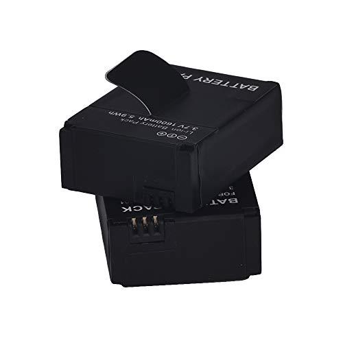 XuBa - Batería para cámara de fotos GoPro AHDBT-201/301 para GoPro Hero...