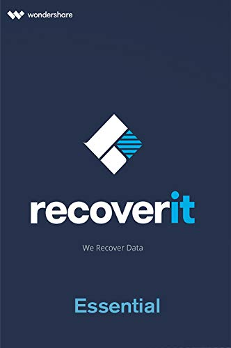 RecoverIt Essential- Datenrettung WIN (Product Keycard ohne Datenträger)