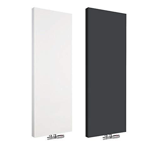 Design Vertikal Planheizkörper Flachheizkörper ® Typ 20 (600 x 1800, Anthrazit)