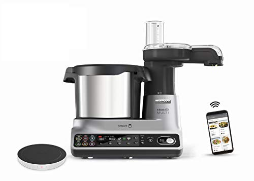 Kenwood kCook Multi Smart CCL450SI Robot de Cocina