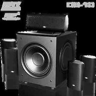 Dresden acústica 5.1Digital, 1500W, sistema de cine en casa