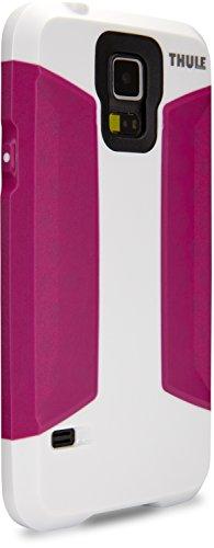 Thule Tage-3162 Atmos X3 Custodia per Galaxy S5, Bianco/Porpora