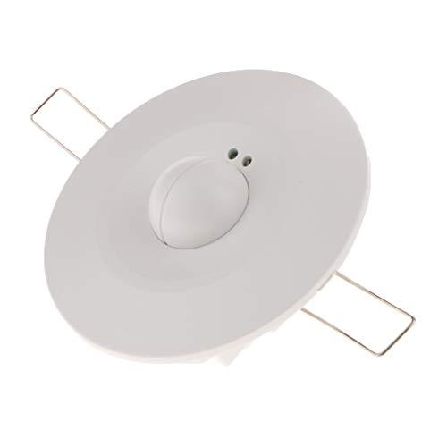 Interruptor de Luz Del Detector de Movimiento Del Cuerpo Del Sensor de Microondas AC220-240V - SK-703