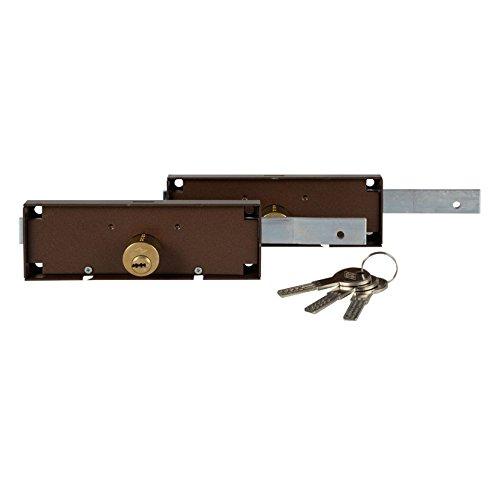 Cays 11rcl - slot zijdelings b-62 sleutel punt deur rolgordijn set