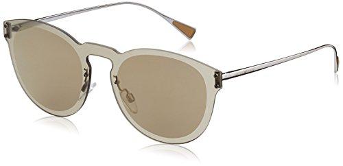 Emporio Armani EArmani 2048 Gafas de sol, Gunmetal 30105A, 43 Unisex-Adulto