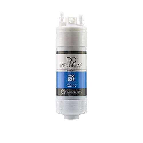 Coway Wasserfilter Umkrehrosmose-Filterset, antibakteriell Filter, mit und ohne Membrane, Filtersatz für Coway, Coway Filter, Ausführung::Membrane