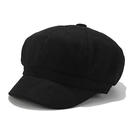 geiqianjiumai Achthoekige hoed normale lak wol pet vrije tijd buiten wild mannelijke jonge schildershoed