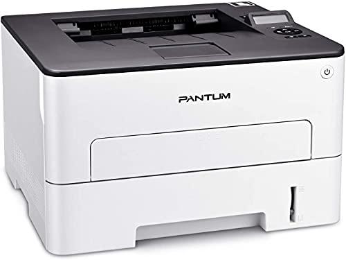 Pantum P3308DW Stampante laser Wireless Bianco Nero a Funzione Singola con Stampa Automatica Fronte Retro e Stampa Mobile