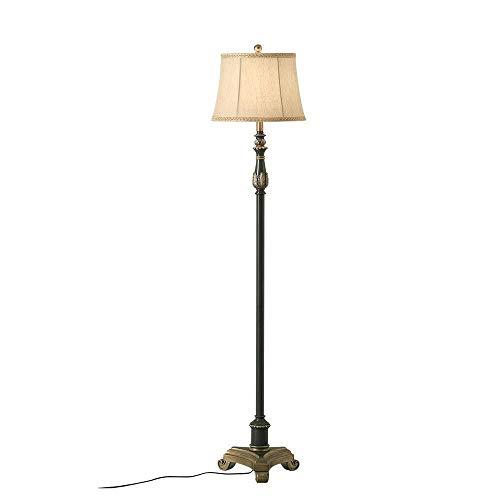 LSF Stehlampe Leselampe Stehlampe Einfache Kreative mediterrane Stehleuchten Schlafzimmer Wohnzimmer Tischlampe