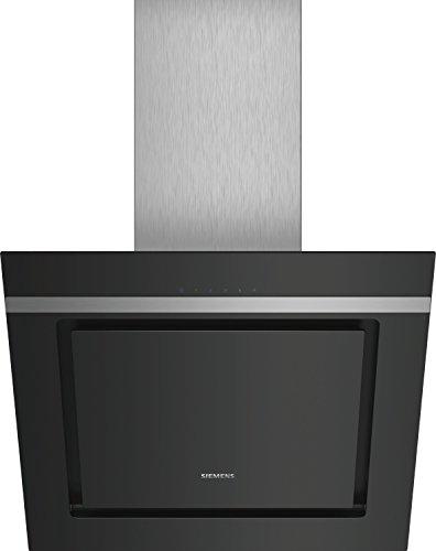 Siemens LC67KIM60 iQ300 Wand-Esse / 59 cm / LED-Beleuchtung / Extrem Leise / TouchControl / Glas, lackiert