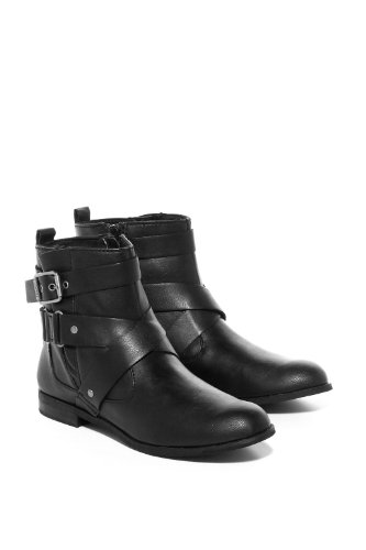 Esprit, Damen Stiefel & Stiefeletten  Schwarz schwarz 40