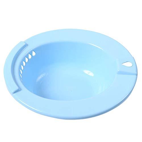 LKU Männer und Frauen Toilette Hämorrhoiden Badewanne postoperative Pflege Spezialspülung Schwangere Bidet Patienten Bad, Blau