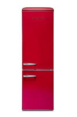 Galanz RFFK002R 300L Retro Fridge Freezer