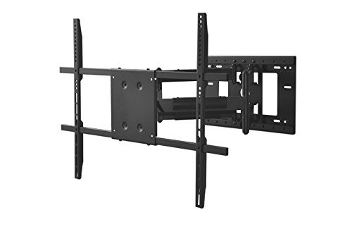 THE MOUNT STORE TV Wall Mount for Sharp 55 4K UHD HDR Smart TV - LC-55P620DU VESA 200x200mm Maximum Extension 37 inches