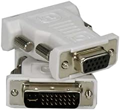 InstallerParts DVI-I Dual Link-M (24+5) to DB15HD-F DVI Adapter