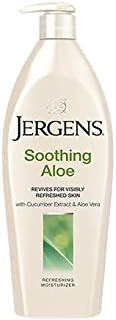 Jergens Soothing Aloe Refreshing Moisturizer 200 ml, Pack of 1