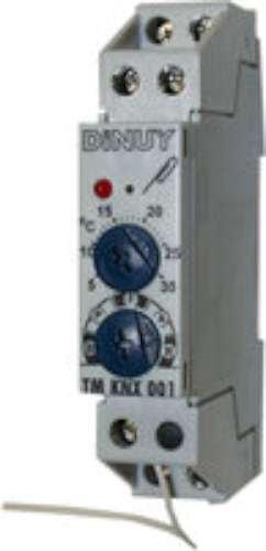 Dinuy KNX Modular KNX Thermostat für Heizung Kontrolle