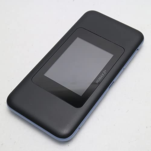 UQコミュニケーションズHWD37SKU [モバイルルーター Speed Wi-Fi NEXT W06 ブラック×ブルー]
