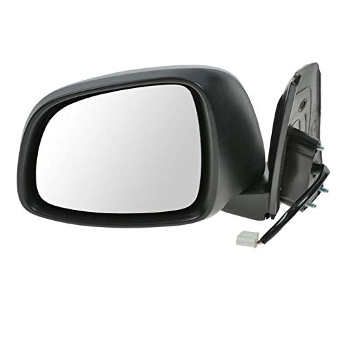 Mirror Power Heated Paint To Match LH Driver Side for Mitsubishi Outlander Sport