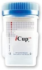 9-Drug i-Cup Test with Adulteration Detection Easy-to-use Ranking TOP14