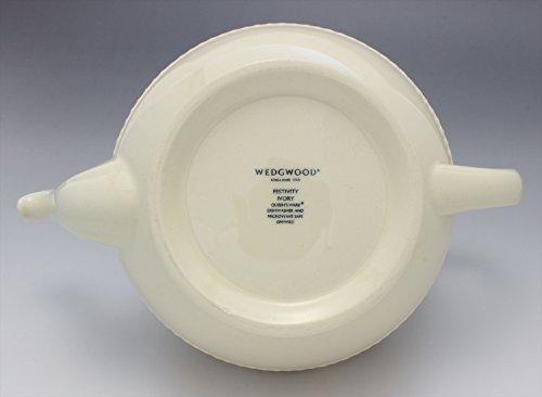【正規輸入品】ウェッジウッドフェスティビティアイボリーティーポット58951106080