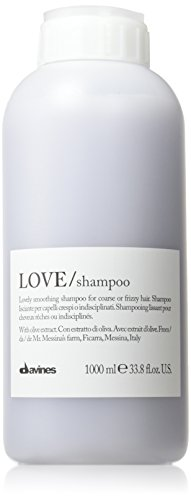 Davines Essential Haircare LOVE / Shampoo - Lovely Smoothing Shampoo 1000ml (Salon Size)