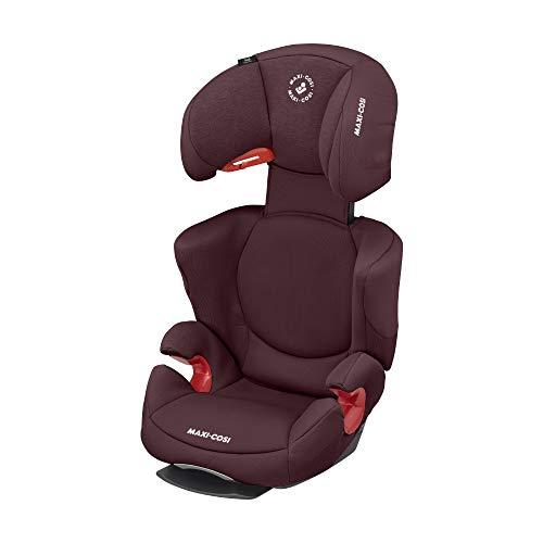 Maxi-Cosi Rodi AirProtect Kindersitz, Autositzerhöhung mit hoher Rücklehne, 3,5 - 12 Jahre, 15 - 36 kg, Authentic Red (rot)
